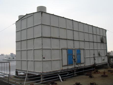水産飼料工場