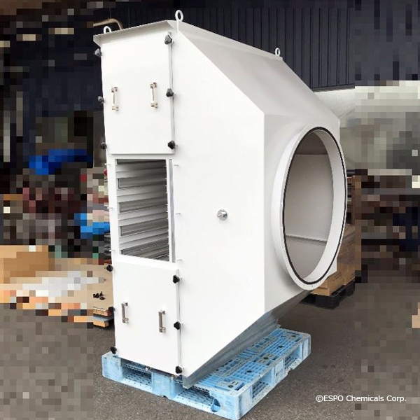 活性炭テスト機